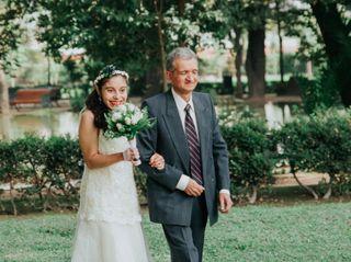 El matrimonio de Barbara y Rene 2