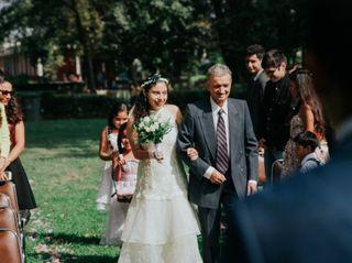 El matrimonio de Barbara y Rene 3