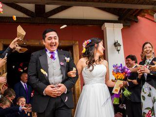 El matrimonio de Valeska y Fabian 2