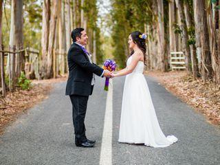 El matrimonio de Valeska y Fabian