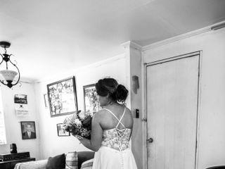 El matrimonio de Daniela y Elias 2