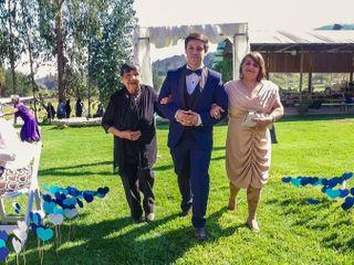 El matrimonio de Daniela y Elias 3
