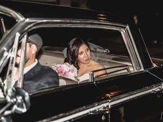 El matrimonio de Lorena y Josué  1