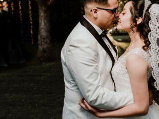 El matrimonio de Javiera y Marcos