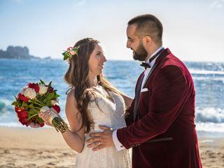 El matrimonio de Catalina y Fernando 1