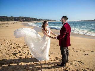 El matrimonio de Catalina y Fernando 3