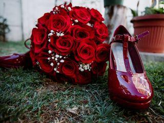 El matrimonio de Macarena y Andrés 2