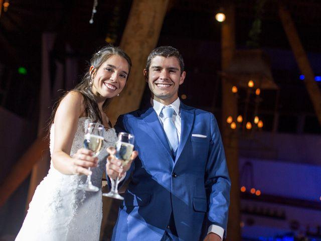 El matrimonio de Fernanda y Tomás