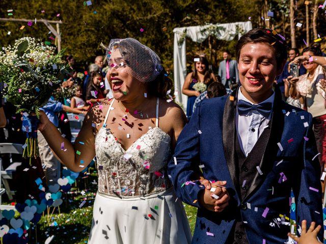 El matrimonio de Elias y Daniela en Melipilla, Melipilla 8