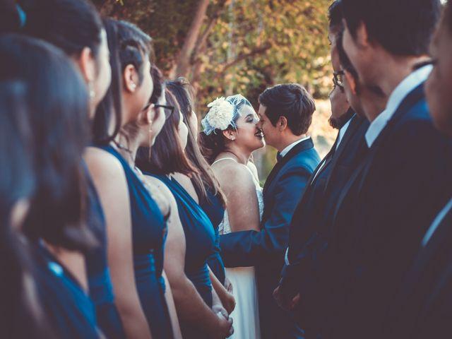 El matrimonio de Elias y Daniela en Melipilla, Melipilla 16