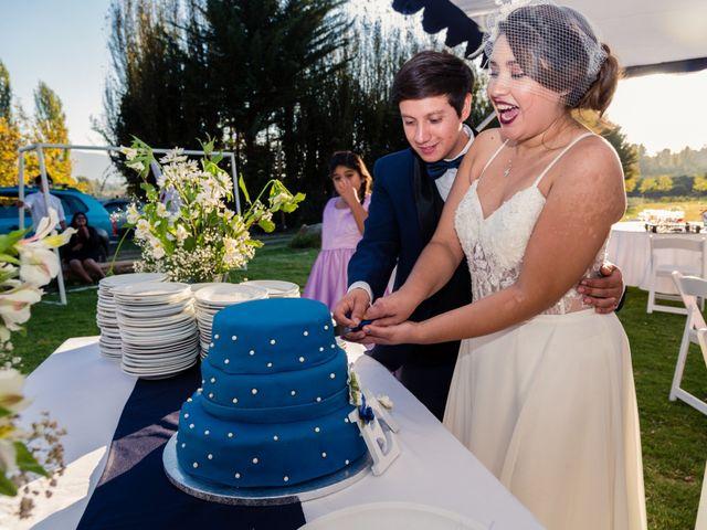 El matrimonio de Elias y Daniela en Melipilla, Melipilla 20