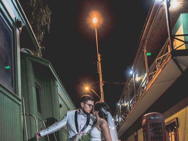 El matrimonio de Josué  y Lorena en Antofagasta, Antofagasta 1