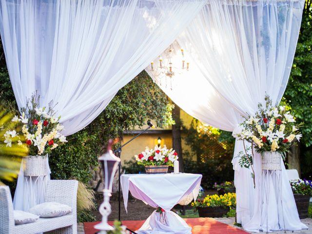 El matrimonio de Andrés y Macarena en Graneros, Cachapoal 9
