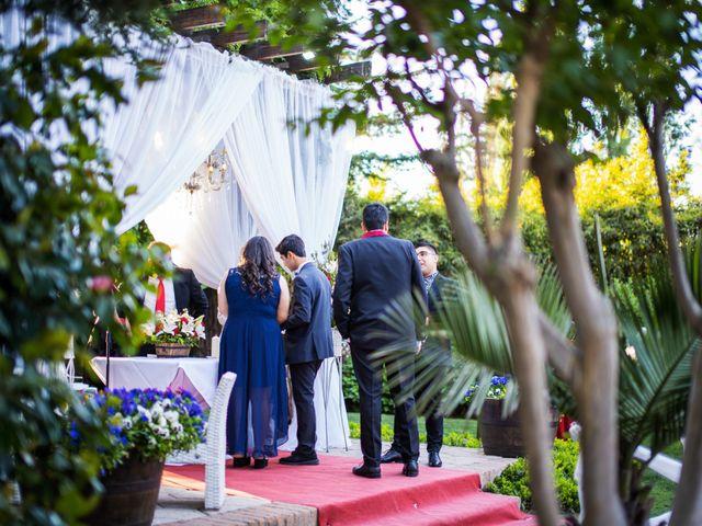El matrimonio de Andrés y Macarena en Graneros, Cachapoal 12