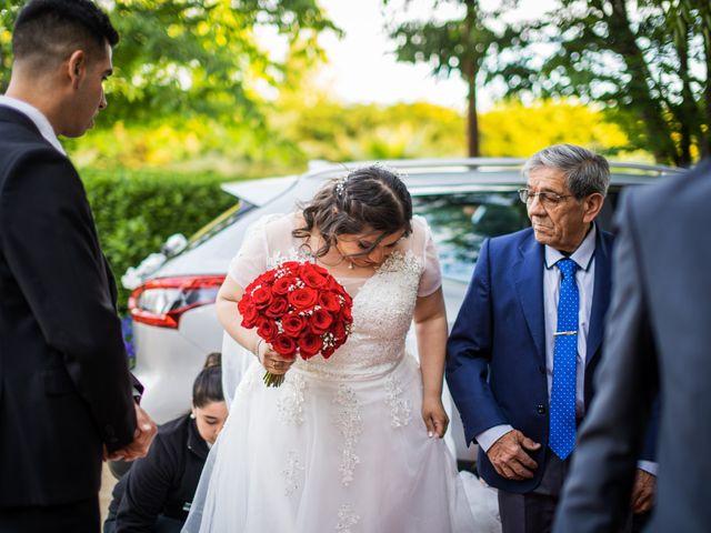 El matrimonio de Andrés y Macarena en Graneros, Cachapoal 13