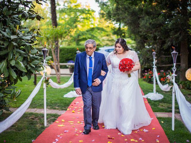El matrimonio de Andrés y Macarena en Graneros, Cachapoal 14