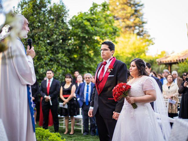 El matrimonio de Andrés y Macarena en Graneros, Cachapoal 15