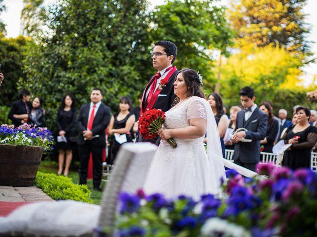 El matrimonio de Andrés y Macarena en Graneros, Cachapoal 16