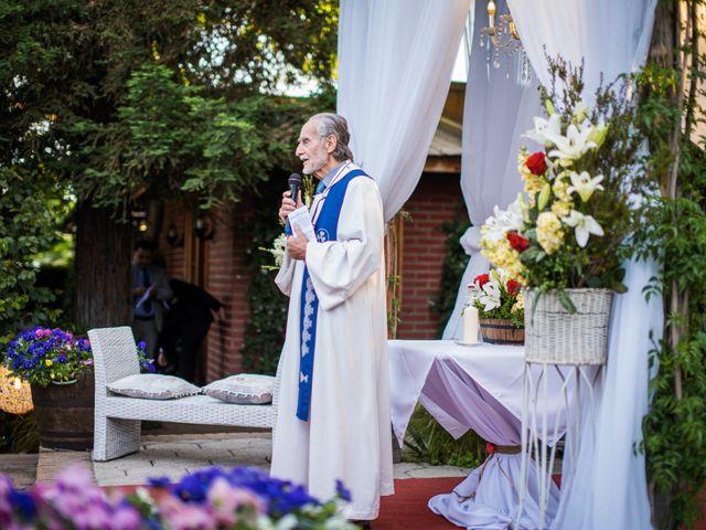 El matrimonio de Andrés y Macarena en Graneros, Cachapoal 18