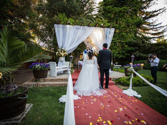 El matrimonio de Andrés y Macarena en Graneros, Cachapoal 19