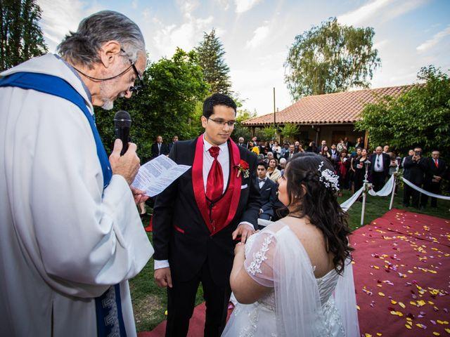 El matrimonio de Andrés y Macarena en Graneros, Cachapoal 21