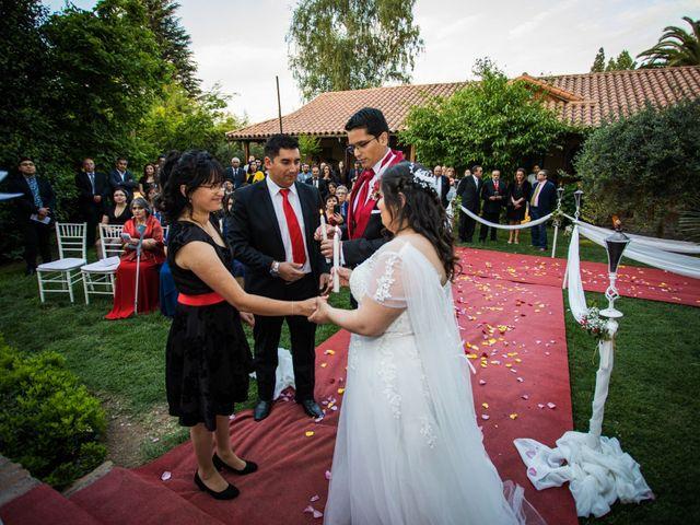 El matrimonio de Andrés y Macarena en Graneros, Cachapoal 22