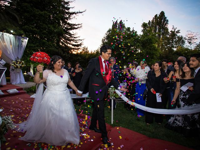 El matrimonio de Andrés y Macarena en Graneros, Cachapoal 24