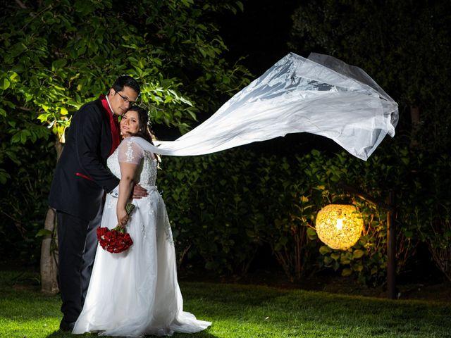 El matrimonio de Macarena y Andrés