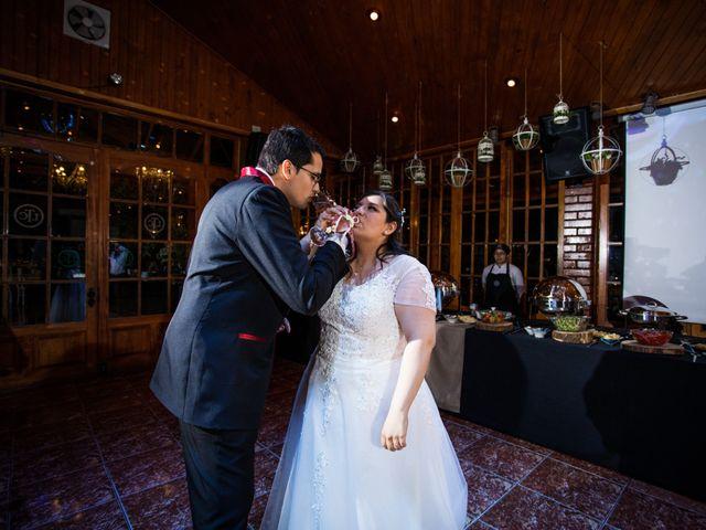 El matrimonio de Andrés y Macarena en Graneros, Cachapoal 34