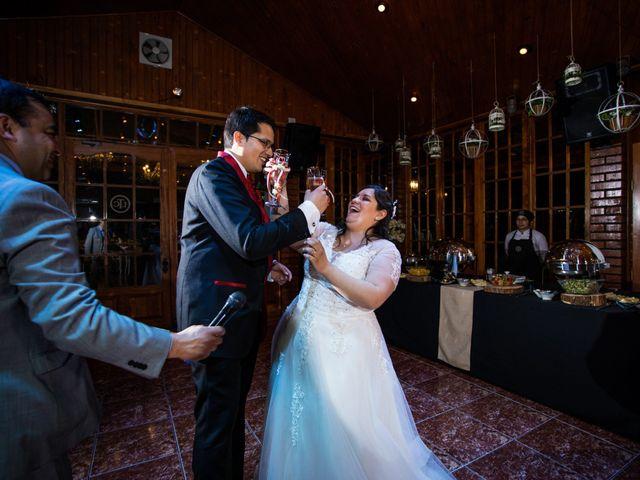 El matrimonio de Andrés y Macarena en Graneros, Cachapoal 35