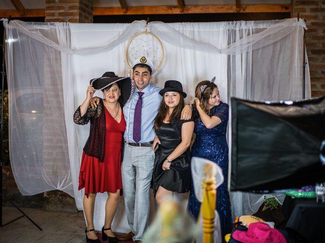 El matrimonio de Andrés y Macarena en Graneros, Cachapoal 42