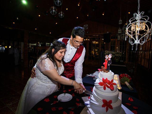 El matrimonio de Andrés y Macarena en Graneros, Cachapoal 48