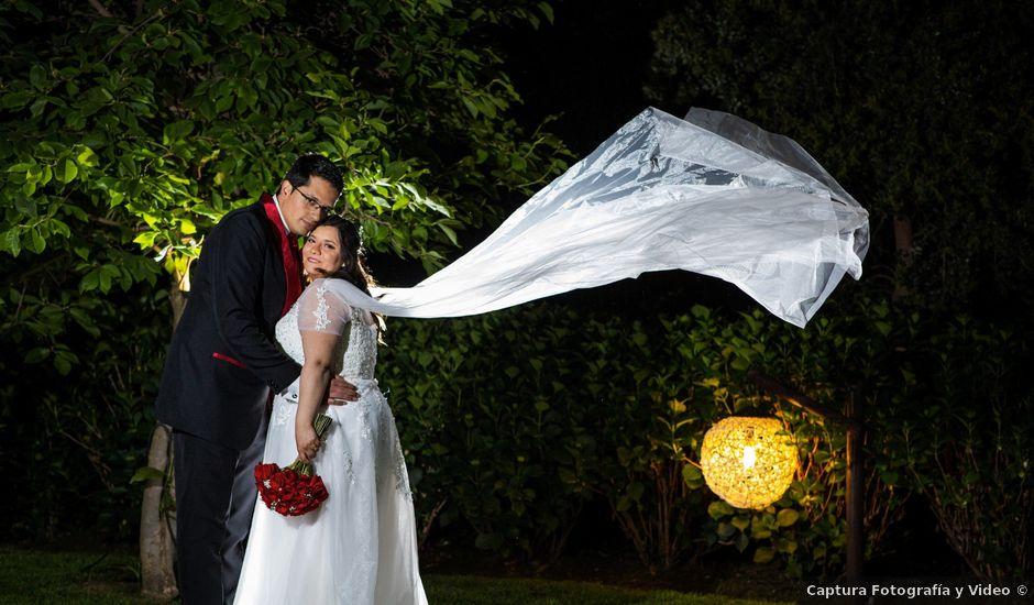 El matrimonio de Andrés y Macarena en Graneros, Cachapoal