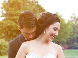 El matrimonio de Pamela y Johan  2