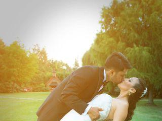 El matrimonio de Pamela y Johan  3