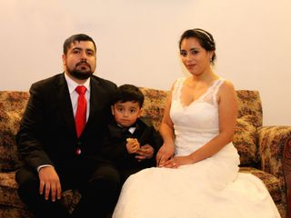 El matrimonio de Maricela y Eduard