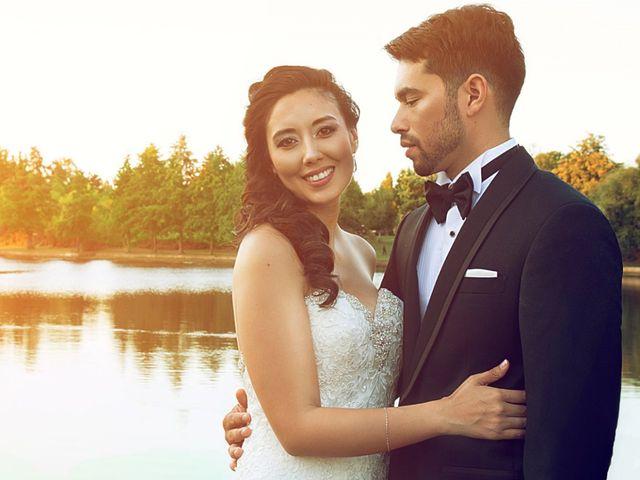 El matrimonio de Pamela y Johan