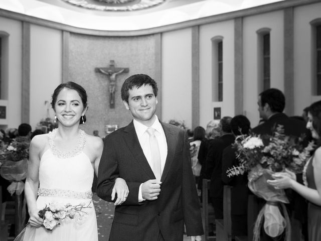 El matrimonio de Carolina y Vicente