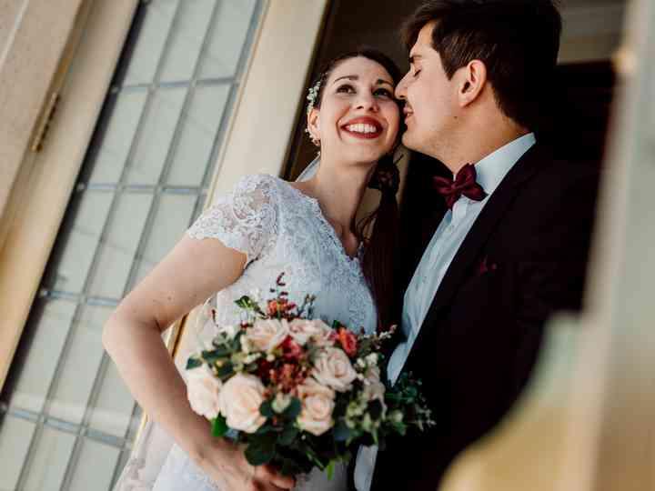 El matrimonio de Valentina y Raúl