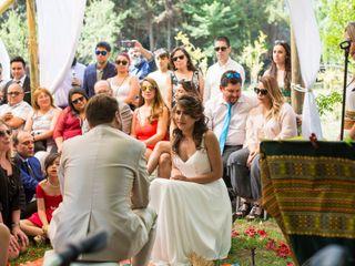 El matrimonio de Alika y Matías 2