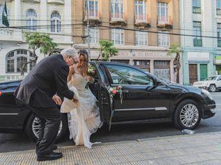 El matrimonio de María Ignacia y Alex 1