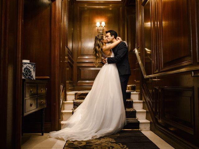El matrimonio de Pamela y Gonzalo