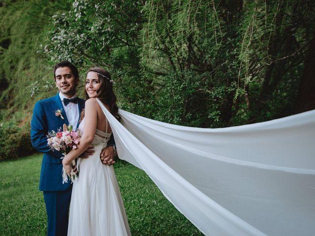 El matrimonio de Carolina y Gustavo