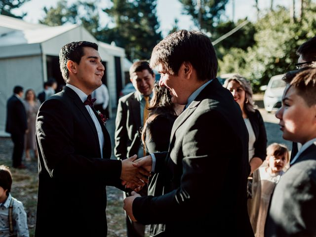 El matrimonio de Raúl y Valentina en Hualpén, Concepción 22