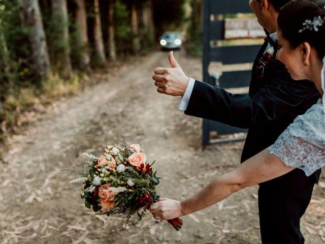 El matrimonio de Raúl y Valentina en Hualpén, Concepción 37