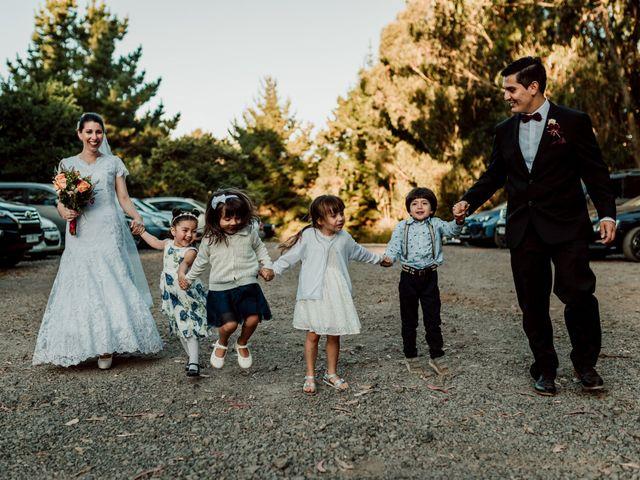 El matrimonio de Raúl y Valentina en Hualpén, Concepción 41