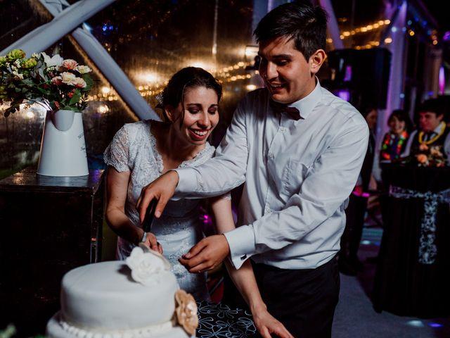 El matrimonio de Raúl y Valentina en Hualpén, Concepción 69