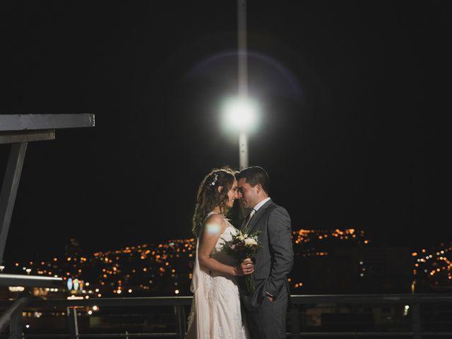 El matrimonio de María Ignacia y Alex