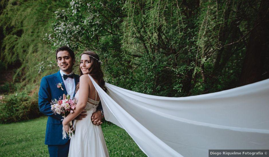 El matrimonio de Gustavo y Carolina en Concepción, Concepción