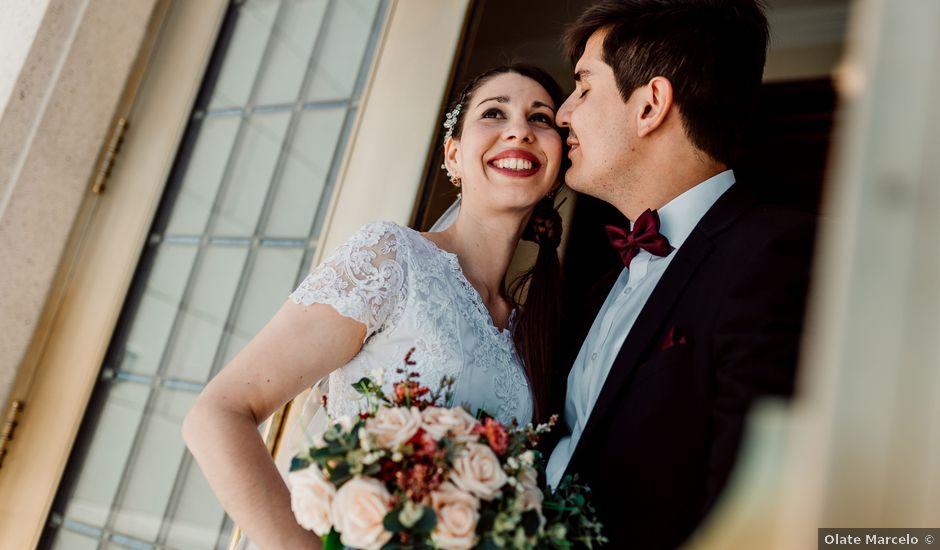 El matrimonio de Raúl y Valentina en Hualpén, Concepción